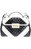 Moschino Cheap & Chic Monochrome Quilted Bag - Lyst