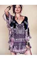 Free People Marla Dreams Dress - Lyst