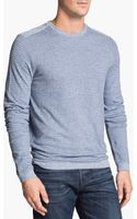 Boss by Hugo Boss Abruzzi Slim Fit Long Sleeve Tshirt - Lyst