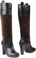 Tod's Boots - Lyst