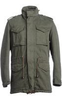 DSquared2 Midlength Jacket - Lyst
