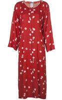 Issey Miyake Vintage Resort Dress - Lyst