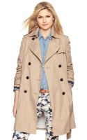 Gap Classic Trench - Lyst