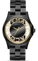 Marc By Marc Jacobs Skeleton Bracelet Watch 40mm - Lyst