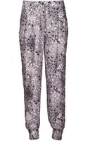 Timo Weiland Printed Joggers - Lyst