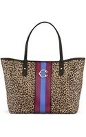 C. Wonder Printed Stripe Tote - Lyst