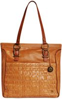 The Sak Iris Leather Large Tote - Lyst