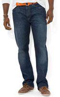 Ralph Lauren Classic Fit Jeans - Lyst