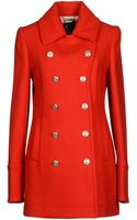 McQ by Alexander McQueen Midlength Jacket - Lyst