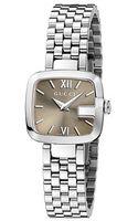 Gucci G 24mm Stainless Steel Link Bracelet Watch - Lyst