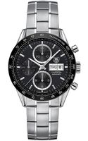 Tag Heuer Mens Carrera Automatic Chronograph Watch - Lyst