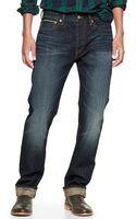 Gap Japanese Selvege Slim Fit Jeans - Lyst