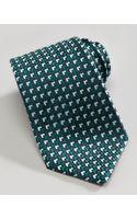 Charvet Microdiamond Silk Tie Navyblue - Lyst