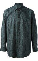 Vivienne Westwood Printed Shirt - Lyst