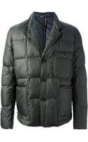 Paul Smith Padded Jacket - Lyst