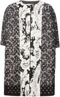 Antonio Marras Antonio Marras Brocade Coat - Lyst