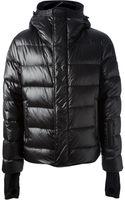 Dolce & Gabbana Dolce Gabbana Hooded Padded Jacket - Lyst