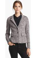 Burberry Brit Tweed Jacket - Lyst