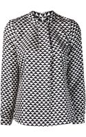 By Malene Birger  Triangle Blouse - Lyst