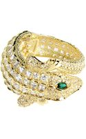 Cz By Kenneth Jay Lane Bracelet - Lyst