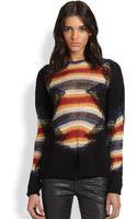 Risto Sun Wool Intarsia Sweater - Lyst