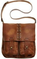 Patricia Nash Vintage Washed Armeno Messenger Bag - Lyst