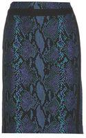 Diane Von Furstenberg Marta Pencil Skirt - Lyst