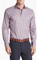 Zachary Prell Mossholder Trim Fit Sport Shirt - Lyst