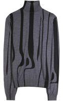 Jil Sander Wool Sweater - Lyst