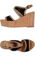 House Of Harlow Sandals - Lyst
