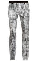 Topman Ultra Skinny Trousers - Lyst
