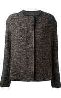 Vanessa Bruno Athé Tweed Jacket - Lyst