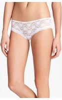 Free People Lace Hipster Briefs - Lyst