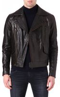 Matchless Wild One Leather Biker Jacket - Lyst