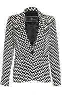 By Malene Birger Bosede Geo Jacket - Lyst
