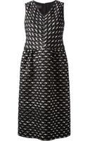 Giambattista Valli Sleeveless Dress - Lyst