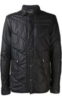Giorgio Brato Quilted Jacket - Lyst