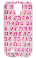 Marc By Marc Jacobs Dynamite Logo Samsung Galaxy 4 Case Black Multi - Lyst