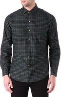 Ralph Lauren Classic Fit Tartan Shirt - Lyst
