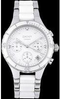 DKNY Ceramic Watch - Lyst