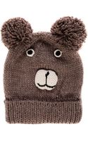 Pull&Bear Knitted Hat - Lyst