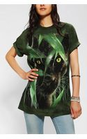 Urban Outfitters The Mountain Wild Eyes Oversized Tee - Lyst