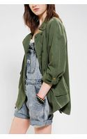 Urban Outfitters Textile Elizabeth and James Kelsey Parka - Lyst