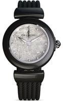 Charriol Ael Round Steel Watch 33mm - Lyst