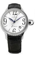 Charriol Colvmbvs Round Steel Watch 36mm - Lyst