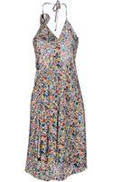 Love Moschino Kneelength Dress - Lyst