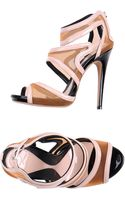 McQ by Alexander McQueen Highheeled Sandals - Lyst