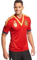 Adidas Spain Home Jersey - Lyst