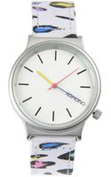 Komono Wrist Watch - Lyst