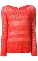 Joie Resi Knit Sweater - Lyst
